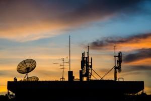 Telecom for long range drone uav