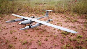 SWIFT VTOL UAV