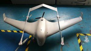 Sparrow VTOL Fixed Wing UAV