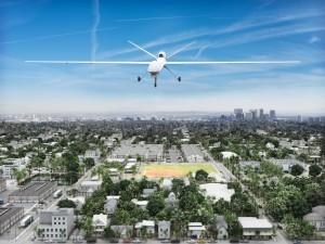 VTOL Fixed Wing Drone