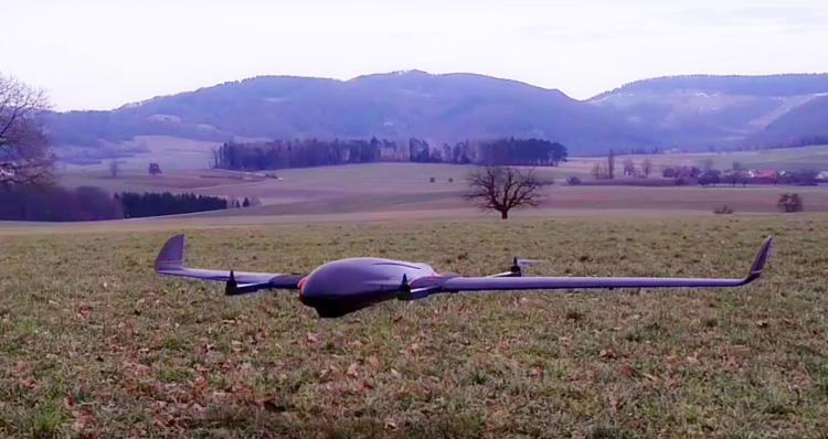 DQ Series VTOL UAV