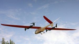 SB Series VTOL Vertical Take Off and Landing UAV