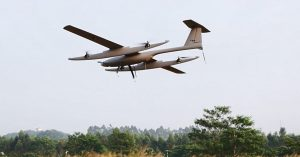 SWIFT VTOL UAV (Drone) For Survey and Mapping