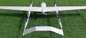 VTOL UAV for security surveillance IBIS